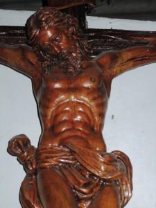 Cristo torso