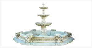 Fuente estanque