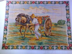 Mural azulejos