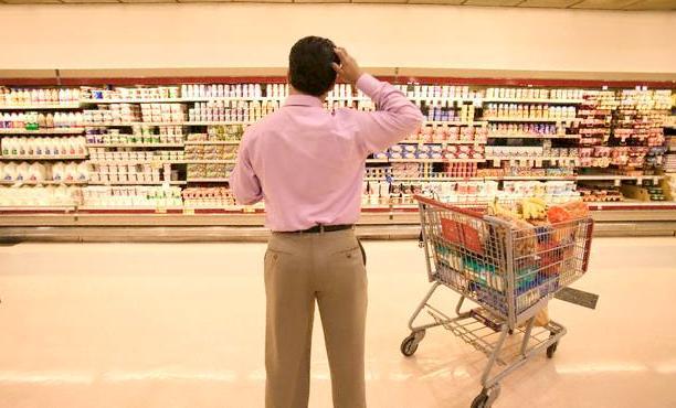 Confianza consumidores